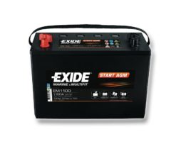 Bateria Exide Start AGM 1100